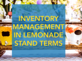 Inventory Management in Lemonade Stand Terms