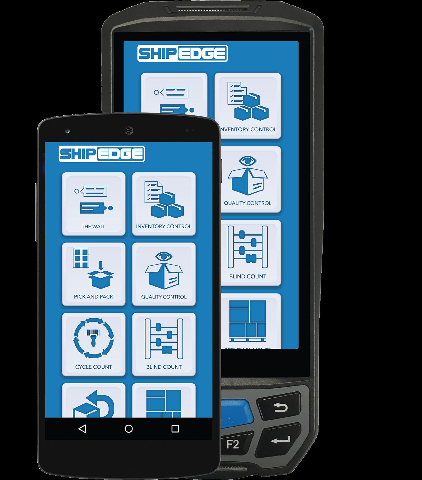 Shipedge Mobile Barcode Scanner