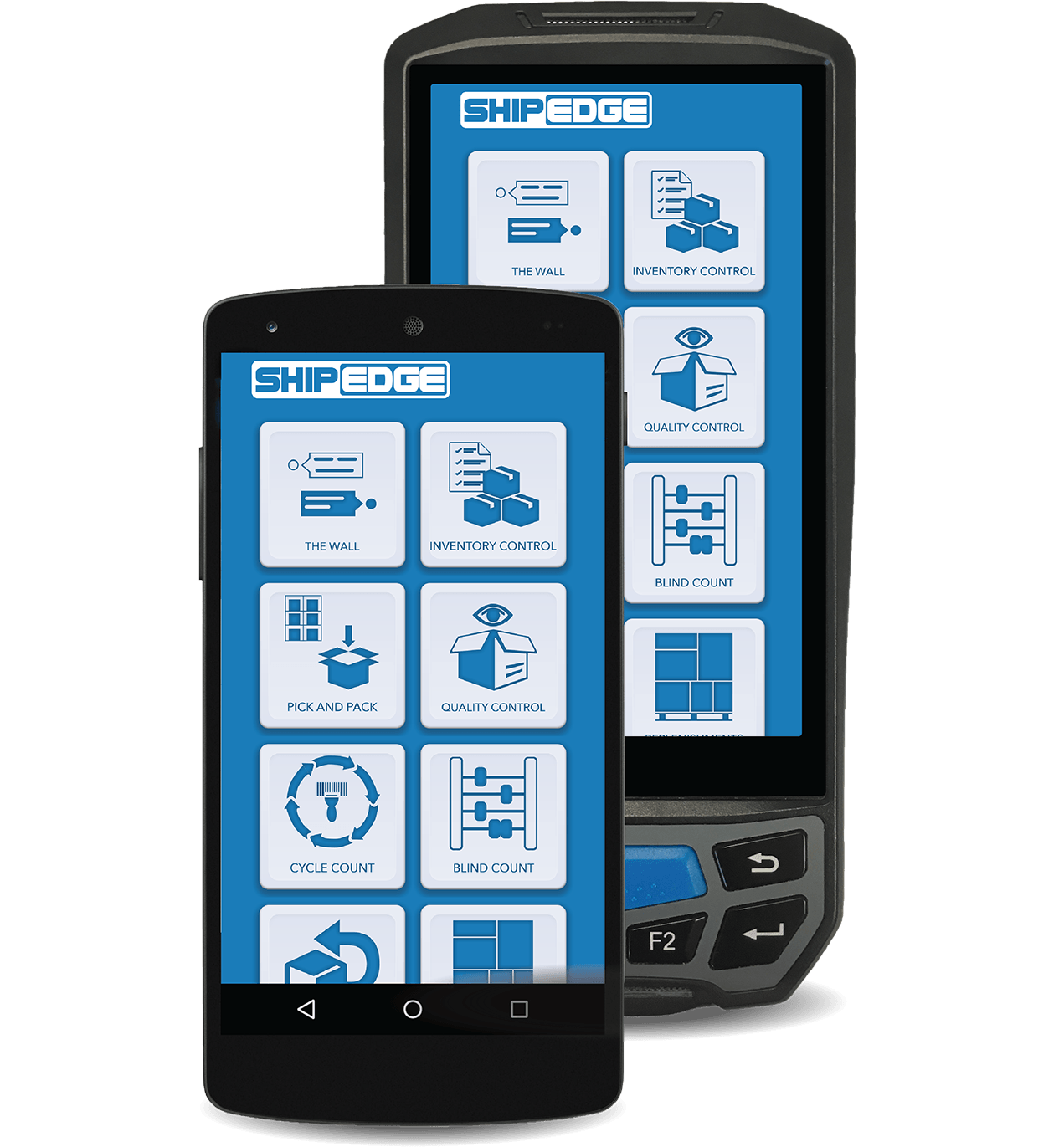 Shipedge Mobile Barcode Scanner
