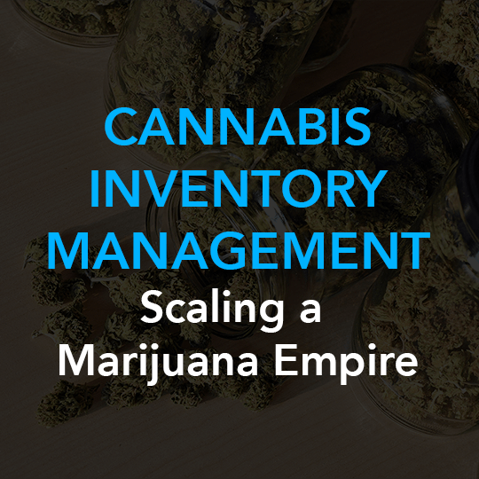 eCommerce Inventory Management for Cannabis