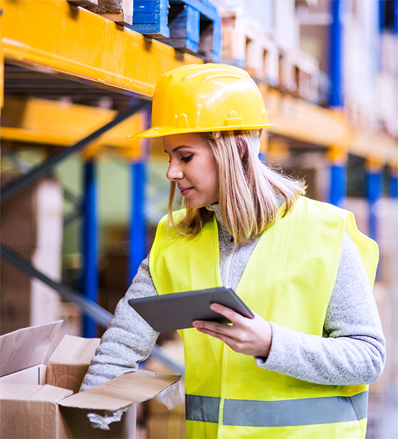 Shipedge Warehouse Management Solutions