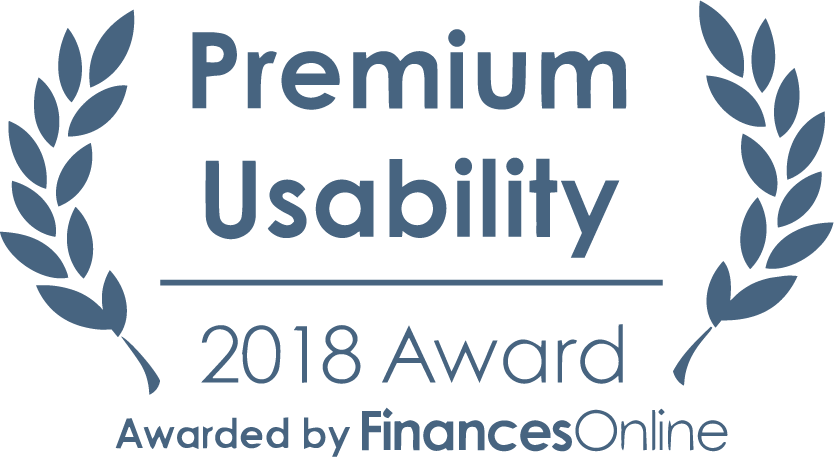 Finances Online Award Shipedge Premium Usability