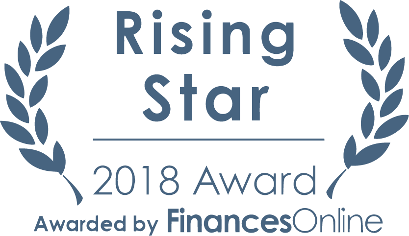 Finances Online Award Shipedge Rising Star