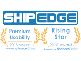 Shipedge Finances Online Award