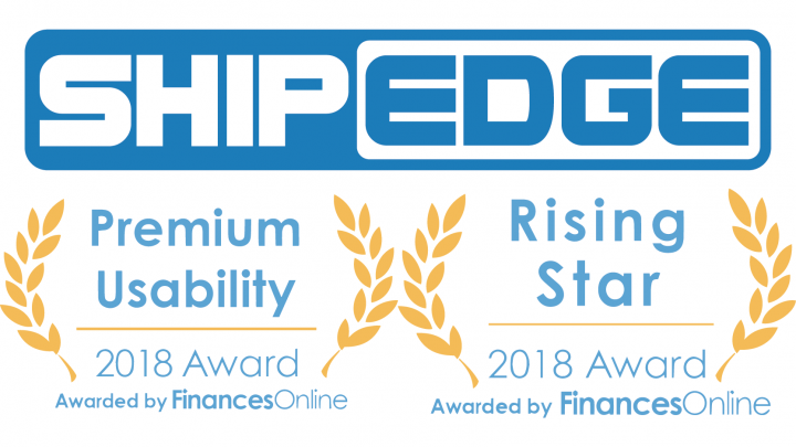 Shipedge Finances Online Award