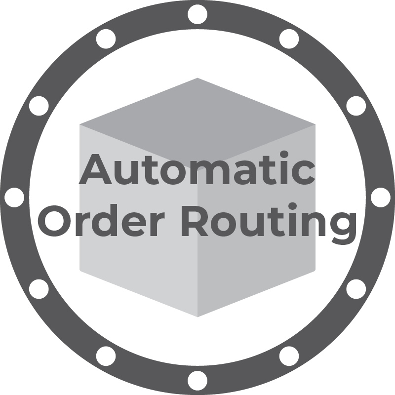 Automatic Order Routing Module