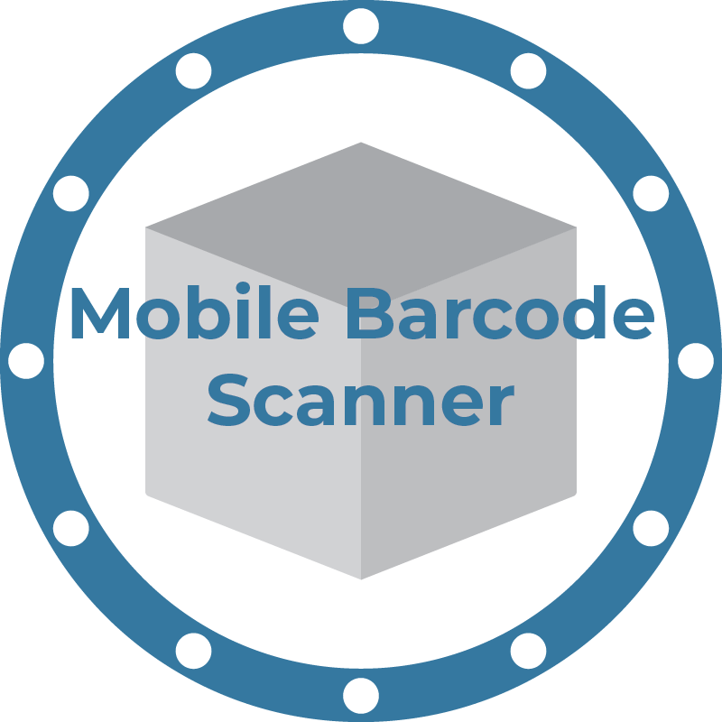 Mobile Barcode Scanner Module