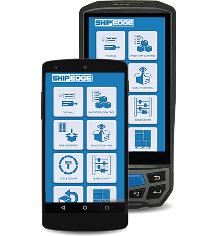 Mobile WMS OMS Barcode Scanners