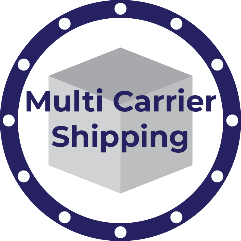 Multi Carrier Shipping Module