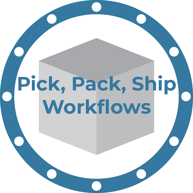 Pick Pack Ship Workflows