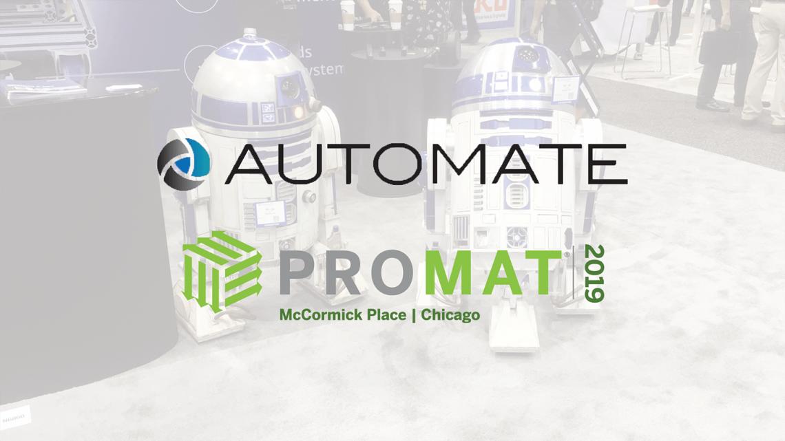 Promat 2019 Automate 2019