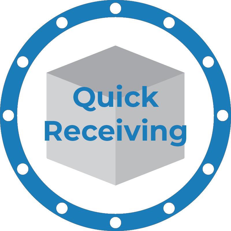Momentum Quick Receiving Warehouse