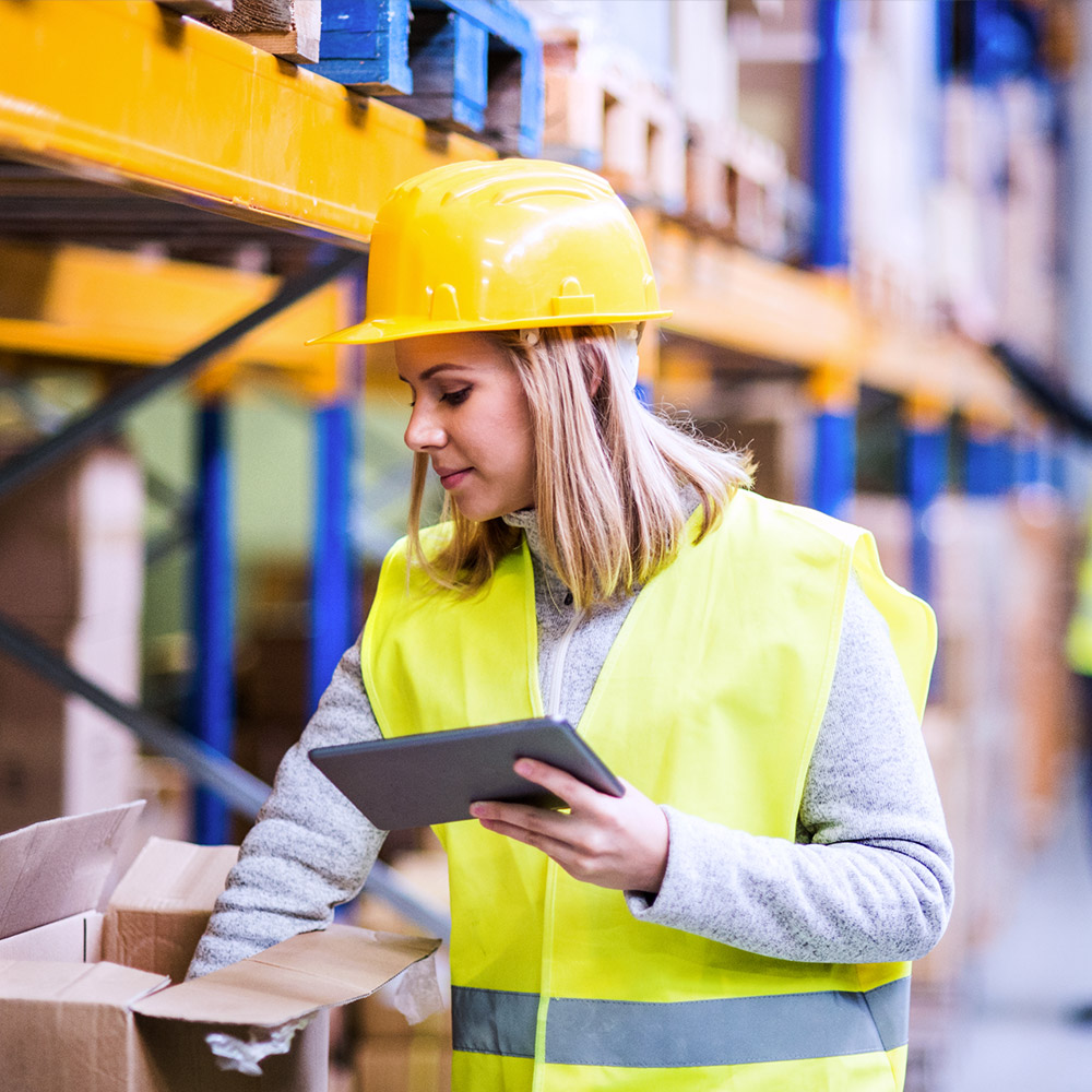 Warehouse Management System Replenishments Purchase Order
