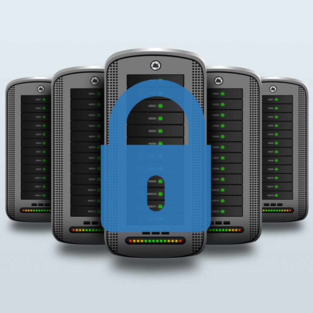 Warehouse Management System Secure Servers